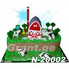 ტორტი ფერმა 20002
