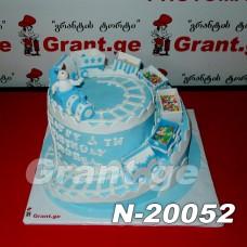 ტორტი დათუნია 20052