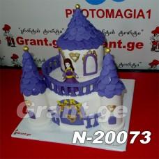 ტორტი პრინცესა 20073