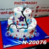 ტორტი მიკროფონი 20076