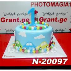 ტორტი ერთიანი 20097