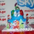 ტორტი სუპერ გმირები 20123