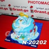 ტორტი თევზი ნემო 20202