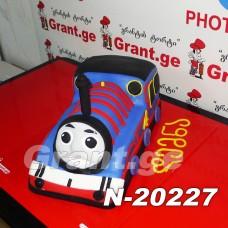 ტორტი ტომასი 20227