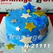 ტორტი ვარსკვლავი 21111
