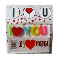 სანთელი I Love You