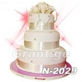 საქორწილო ტორტი 2029