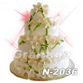 საქორწილო ტორტი 2036