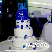 საქორწილო ტორტი 2066