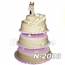 საქორწილო ტორტი 2003