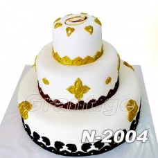 საქორწილო ტორტი 2004