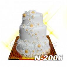 საქორწილო ტორტი 2006