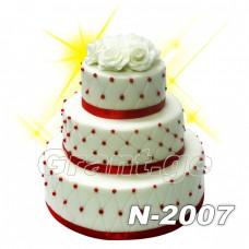 საქორწილო ტორტი 2007