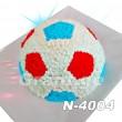 ტორტი ბურთი 4004