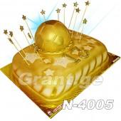 ოქროს ბურთი 4005