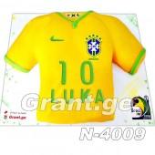 ტორტი ბრაზილია 4009