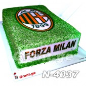 ტორტი MILAN 4037