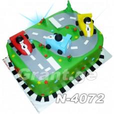 მანქანა ტორტი 4072