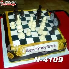 ტორტი ჭადრაკი 4109